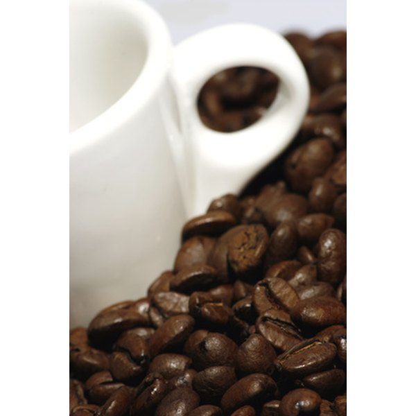 Caffeine, such as that found in coffee beans, can be added to skincare products to tighten skin.