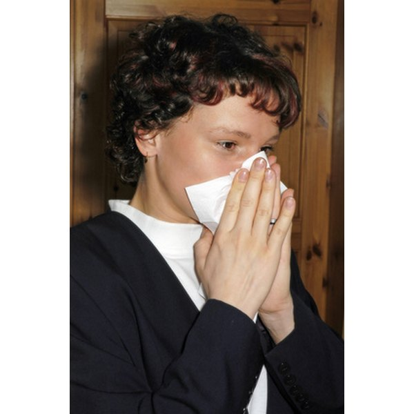 Hay fever and other sinus allergies may respond to treatment with homeopathic sabadilla.