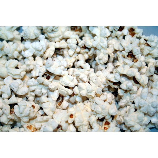 Whole grains, including popcorn, are beneficial to your health.