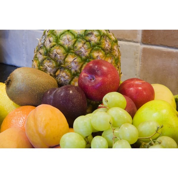 Always wash fruits and vegetables thoroughly before consumption.