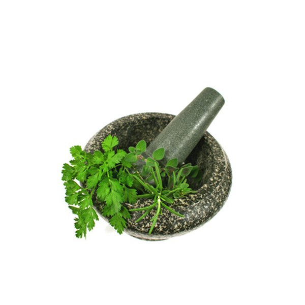 Herbs can be supportive of appetite supression and weight loss.