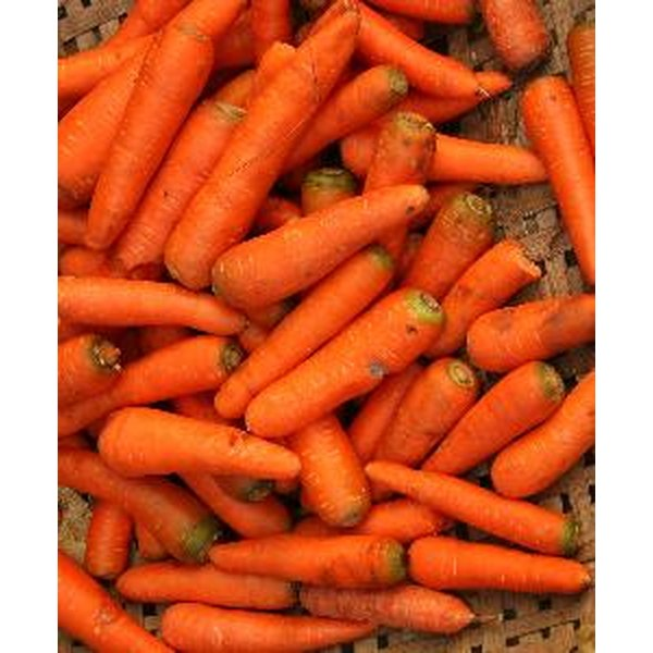 Alpha carotene from carrots may fight lung, breast and colon cancers.