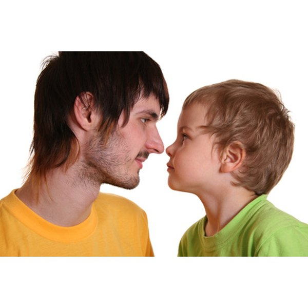 Your choice of words influences your child's vocabulary.