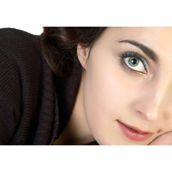 Cystic acne can affect adults through imbalances within the body.