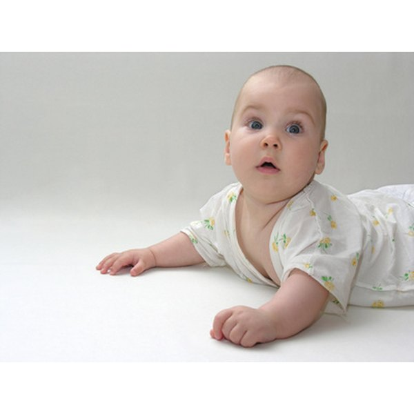Playtime can also help stimulate physical development in your infant.