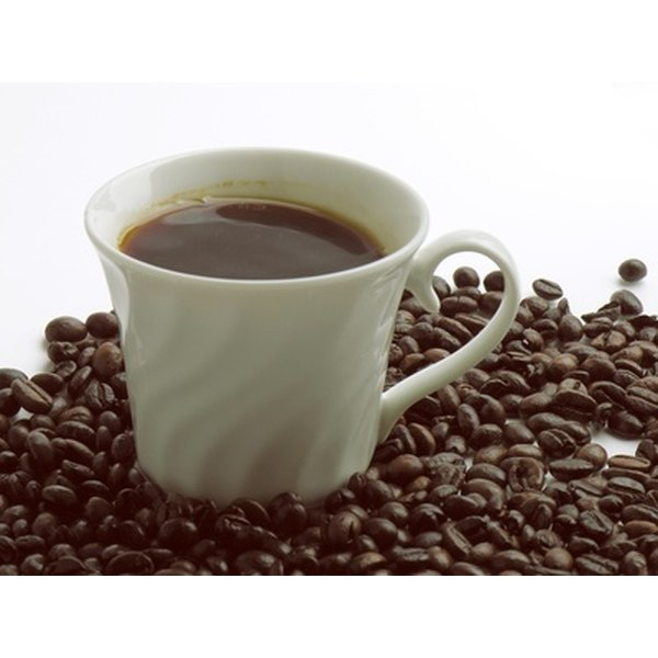 A good cup of coffee--or 60 of them--could prevent baldness.