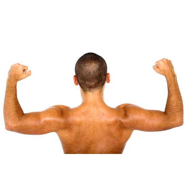 Anabolic effects of testosterone