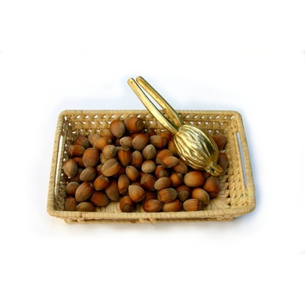 Hazelnuts are a heart-healthy food.