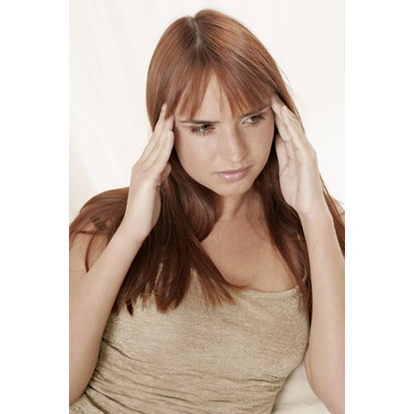 Magnesium deficiencies may lead to mild or severe headaches.