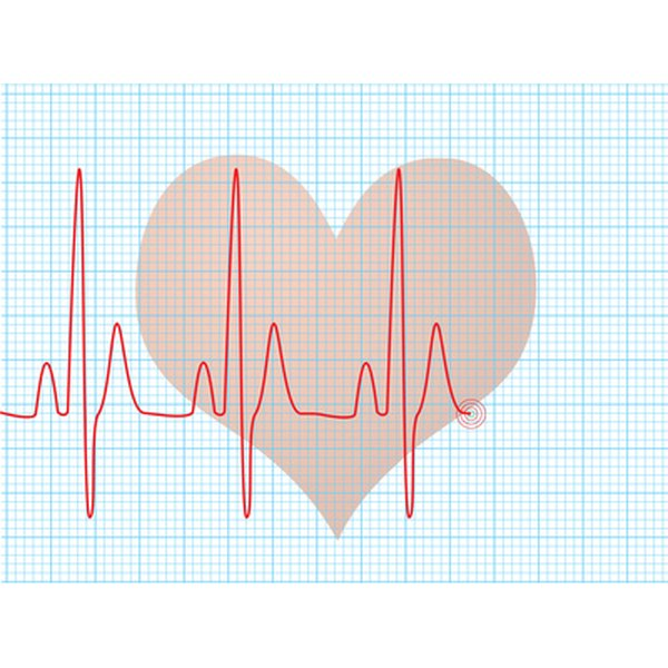 The heart rate is affected by different factors.