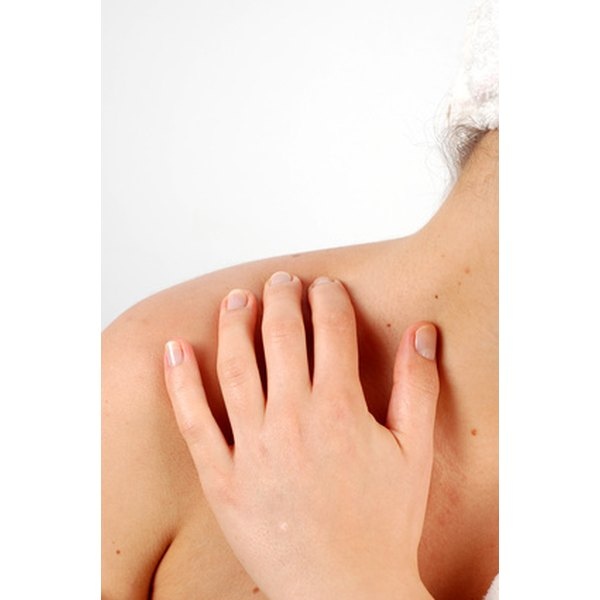 There are many types of massage, but deep tissue massage in particular can really promote strong circulation.