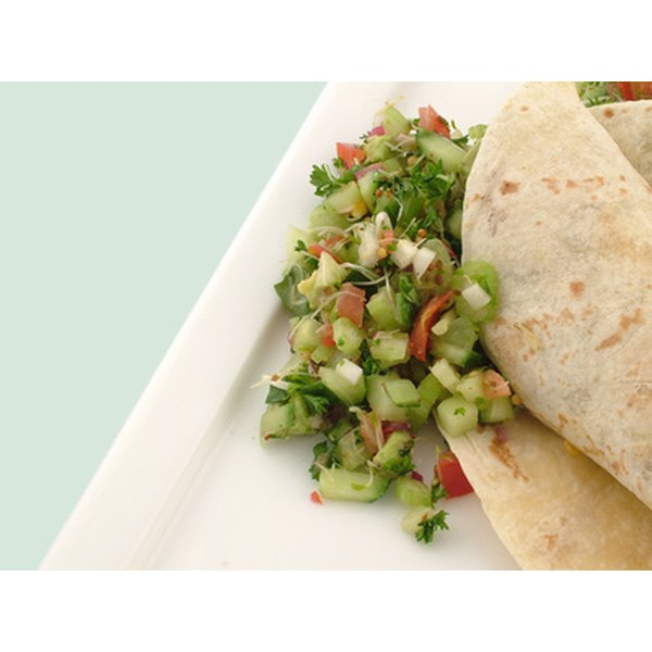 Alfalfa is easy to add to wraps.