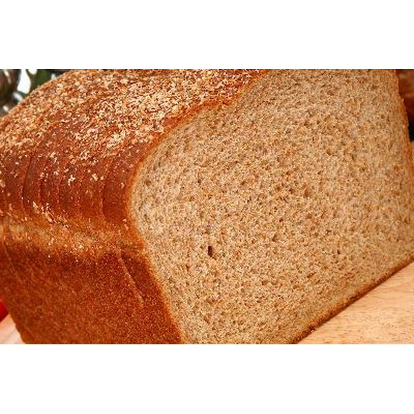 Whole wheat is a good source of insoluble fiber.