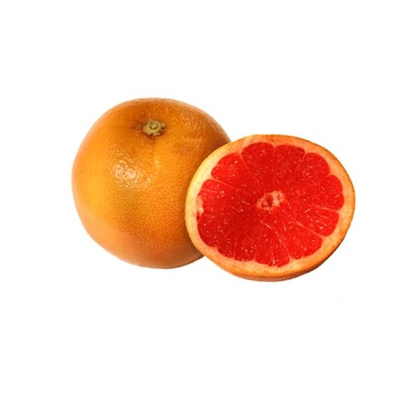 Grapefruit is good for the skin.