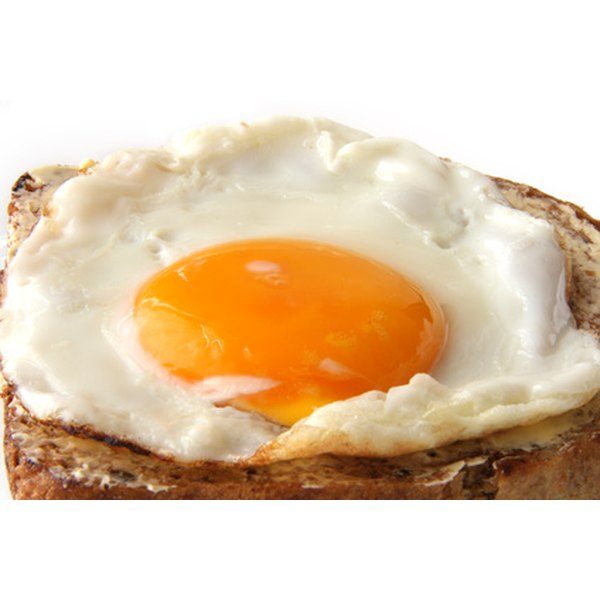 Eat eggs and whole-grain toast for breakfast for mental focus.
