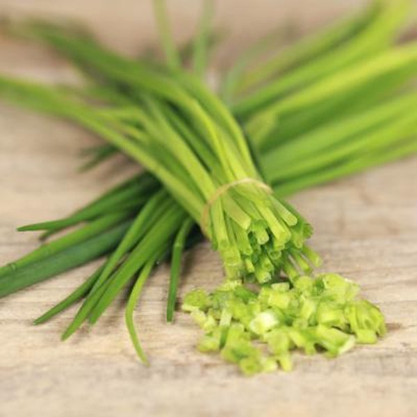 Try replacing onions or garlic with chives for a new taste.