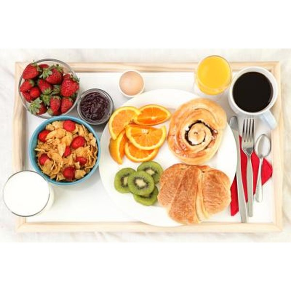 Balanced, nutritious breakfasts can enhance your energy, wellness and brain function.