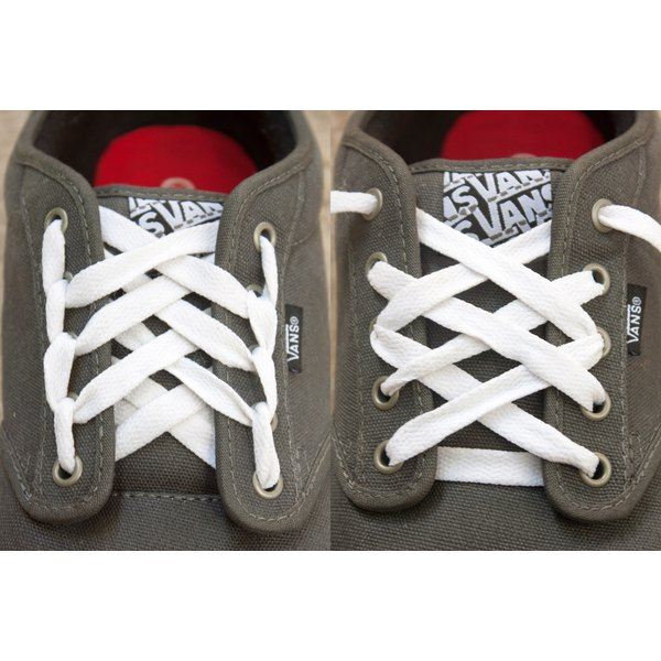 cool shoelace tricks for vans