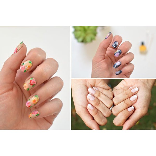 Swap Out Your Classic Paint Job for These 5 Nail Art Ideas | Our ...