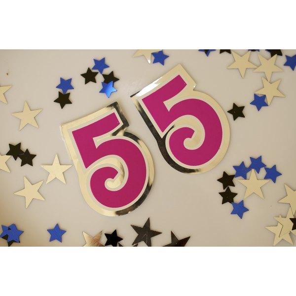 55th Birthday Party Decorations By Alexandra Perloe Marcela Becerra Demand Media