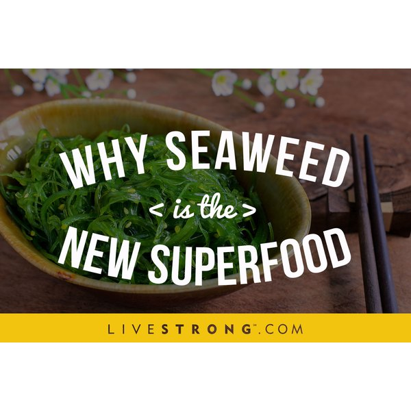 Win-win: Seaweed is good for humans AND the planet.
