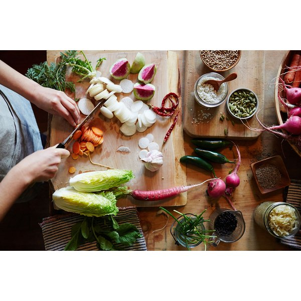 Master the basics and you can create delicious and healthy meals at home.