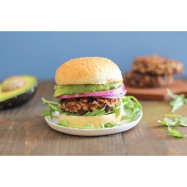 How to Make Spicy Veggie Burger Patties