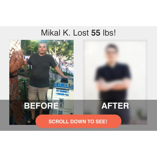 Scroll down to see Mikal now!