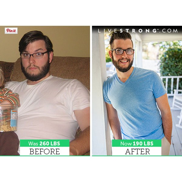 Dan lost 70 pounds and created new, healthy habits along the way.