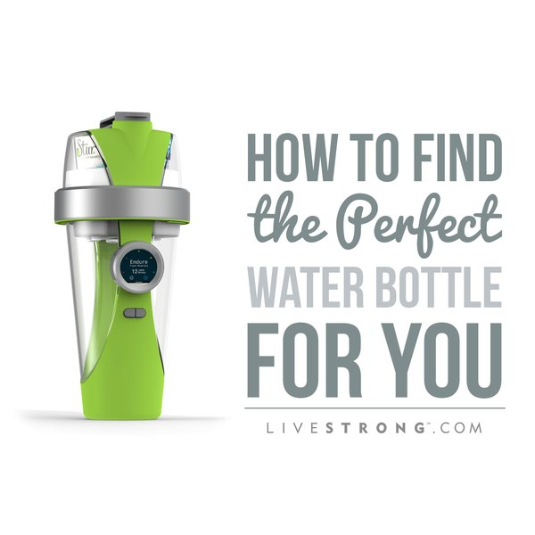 8 cool water bottles for every need.
