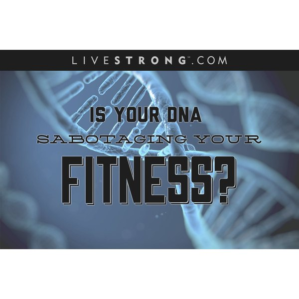 Not seeing results? Your DNA may be why your exercise program isn't working.