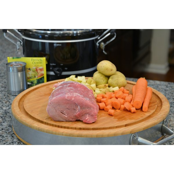 How to Cook a Beef Loin Steak in the Crock- Pot   Our ...