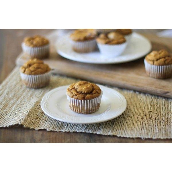 Enjoy pumpkin muffins year-round.
