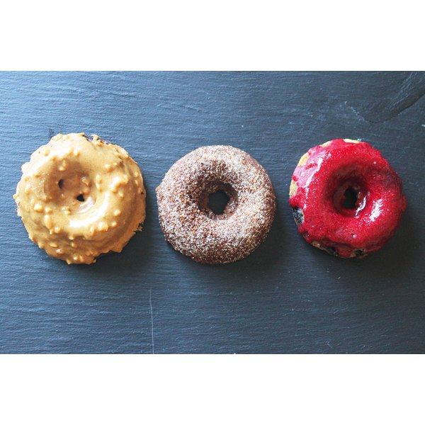These gluten- and grain-free doughnuts are incredibly delicious and simple to make.