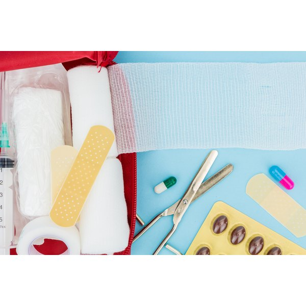 No first-aid kit on hand? No problem — when you have these creative tips.