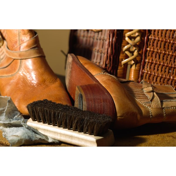 How To Clean Leather Shoes The Art Of Manliness