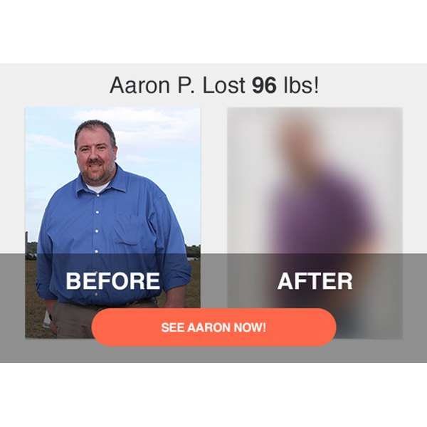 Read on to see Aaron's impressive transformation.