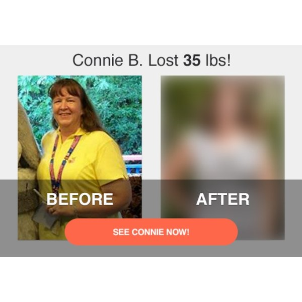 Read on to see Connie's impressive transformation.