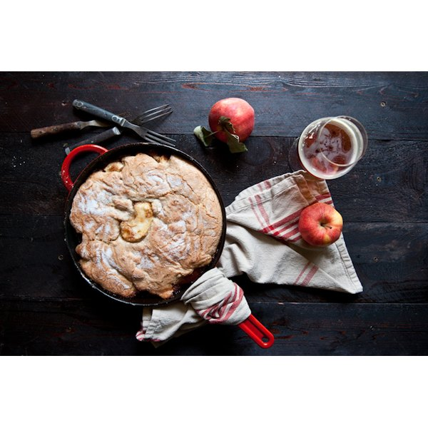 Apple pie doesn't have to be traditional OR boring!