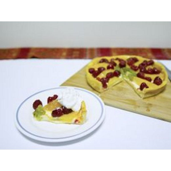 How to Make a Fruit Tart