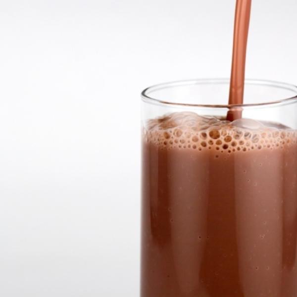 Parece demasiado bueno para ser cierto, pero la leche con chocolate puede ayudarte a desarrollar más músculo.