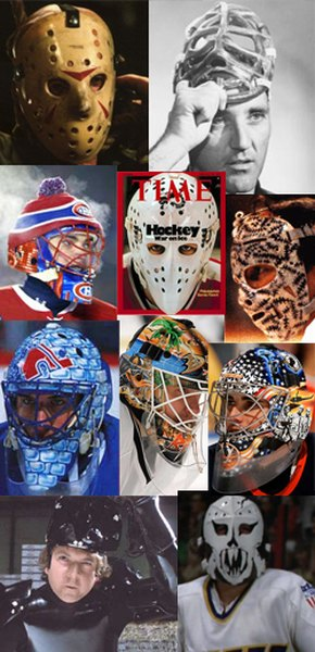 How to Paint a Goalie Helmet