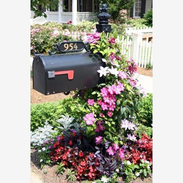 Haz que tu buzón de correo sea hermoso.