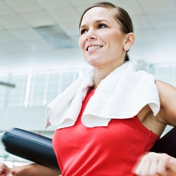 Sinta-se bem e confiante até fazendo exercícios