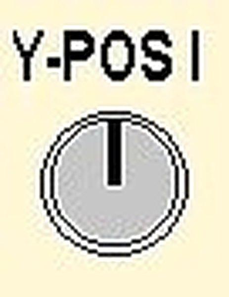 Y-Position Control