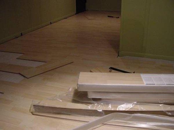How To Install Pergo Floors Over Concrete Homesteady