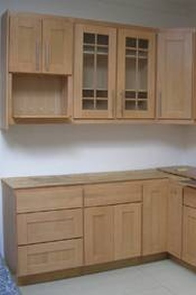 How To Restore Kitchen Cabinets Homesteady