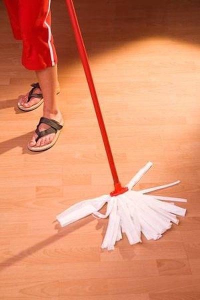 How To Clean Sheet Vinyl Floors Homesteady
