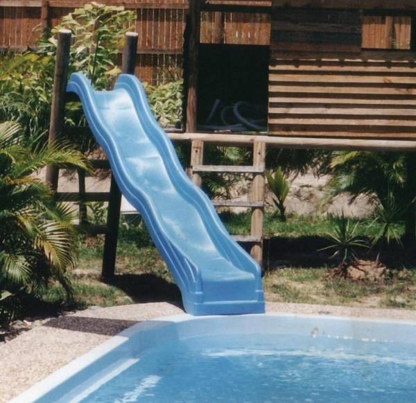 How to Uninstall an Inground Swimming Pool Slide | Garden Guides