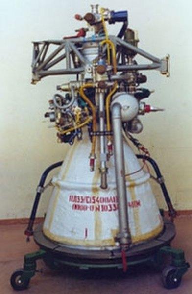 A liquid propellant rocket